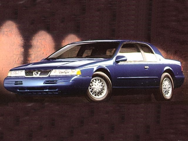 Photo 1995 Mercury Cougar XR7 Coupe V-8 cyl