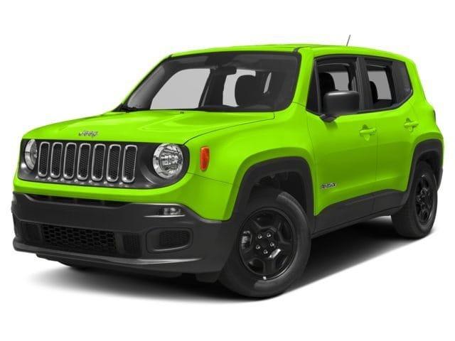 Photo Used 2017 Jeep Renegade For Sale at Duncan Suzuki  VIN ZACCJBABXHPF27135