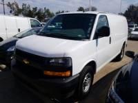 2018 Chevrolet Express Cargo Van Work Van