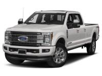 Certified Used 2017 Ford Super Duty F-350 DRW Platinum Crew Cab Pickup 8 4WD in Tulsa