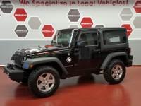 2011 Jeep Wrangler Rubicon 4WD