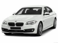 2014 BMW 5 Series 535d Sedan