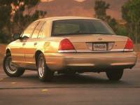 1999 Ford Crown Victoria LX Sedan Rear-wheel Drive