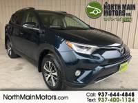 2017 Toyota RAV4 XLE AWD (Natl)