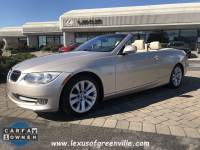 Pre-Owned 2013 BMW 328i Convertible in Greenville SC