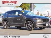 2018 Mazda Mazda CX-5 Grand Touring SUV Front-wheel Drive in Temecula