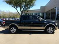 2014 Ford F-150 4WD Supercrew 145 King Ranch Crew Cab Pickup for Sale in Mt. Pleasant, Texas