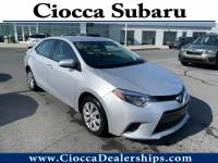 Used 2016 Toyota Corolla LE For Sale in Allentown, PA