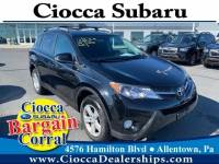Used 2013 Toyota RAV4 XLE For Sale in Allentown, PA
