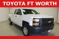 Pre-Owned 2015 Chevrolet Silverado 1500 Work Truck