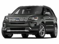 Used 2018 Ford Explorer Limited W/ Twin Panel Moon Roof SUV V-6 cyl in Kissimmee, FL