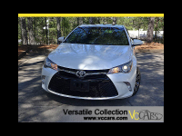 2016 Toyota Camry SE Sports Special Edition Package Navigation Sunro