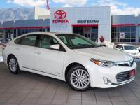 Certified Pre-Owned 2014 Toyota Avalon Hybrid Limited FWD 4dr Car
