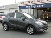Certified 2016 Buick Encore Leather SUV