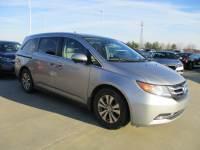 Certified 2016 Honda Odyssey EX-L Van Passenger Van