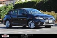 L/Certified 2015 Lexus CT 200h Hybrid