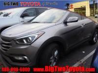Used 2017 Hyundai Santa Fe Sport 2.4L For Sale in MESA, AZ | Near Phoenix, Scottsdale, Gilbert & Glendale, AZ | VIN: 5NMZU3LB8HH016887