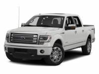 2014 Ford F-150 Platinum Truck SuperCrew Cab EcoBoost V6 GTDi DOHC 24V Twin Turbocharged