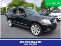Pre-Owned 2010 Mercedes-Benz GLK-Class 350 SUV in Jacksonville FL