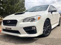 2015 Subaru WRX 4 dr sedan- 6 speed manual