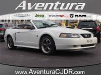 PRE-OWNED 2004 FORD MUSTANG GT RWD 2D CONVERTIBLE