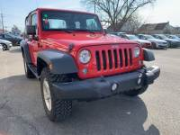 2014 Jeep Wrangler Sport in Devon, PA