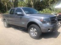 2014 Ford F-150 Truck SuperCrew Cab V-8 cyl