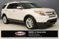 Pre-Owned 2014 Ford Explorer FWD 4dr Limited