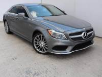 Pre-Owned 2016 Mercedes-Benz CLS CLS 550 Coupe