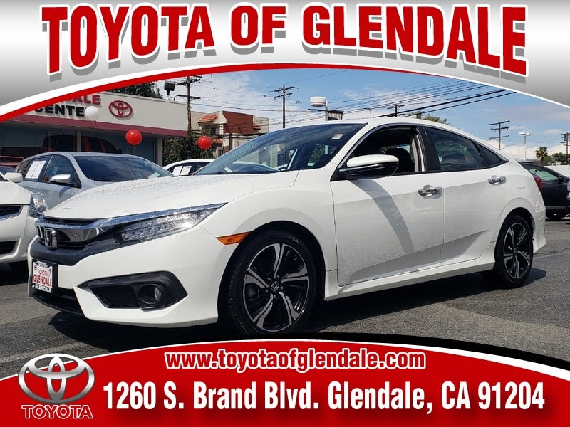 Photo Used 2016 Honda Civic, Glendale, CA, Toyota of Glendale Serving Los Angeles