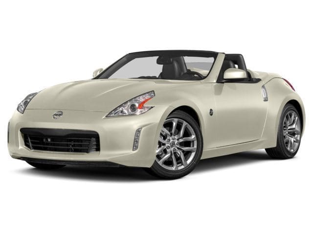 Photo Pre-Owned 2015 Nissan 370Z Touring Convertible in Jackson MS