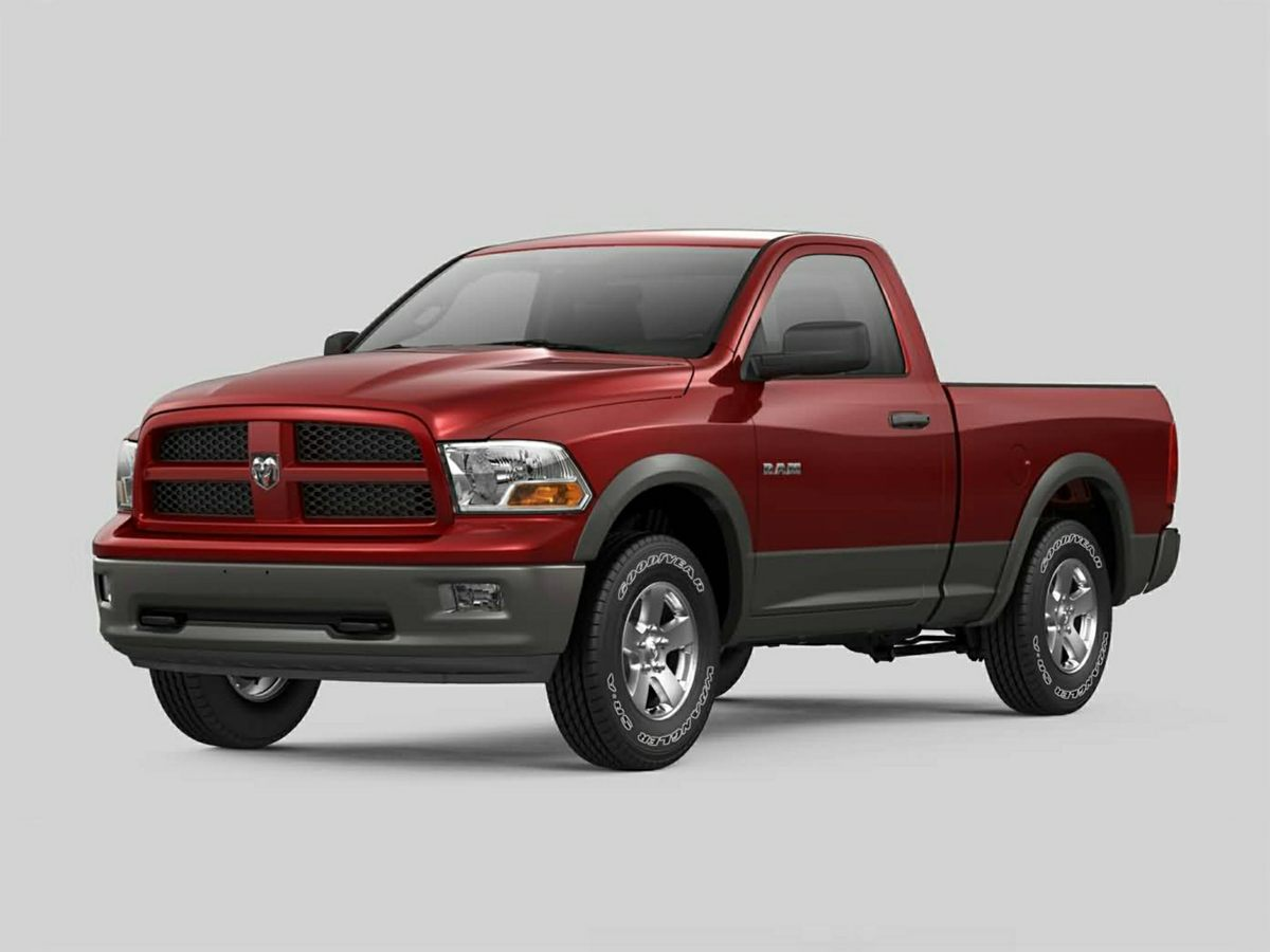 Photo Used 2010 Dodge Ram 1500 TRX4 Off-Road Truck For Sale Findlay, OH