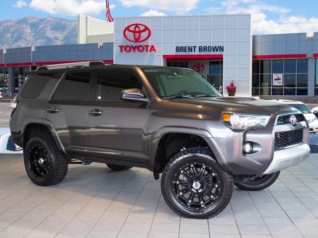 Photo Certified Pre-Owned 2014 Toyota 4runner Trail 4WD Sport Utility