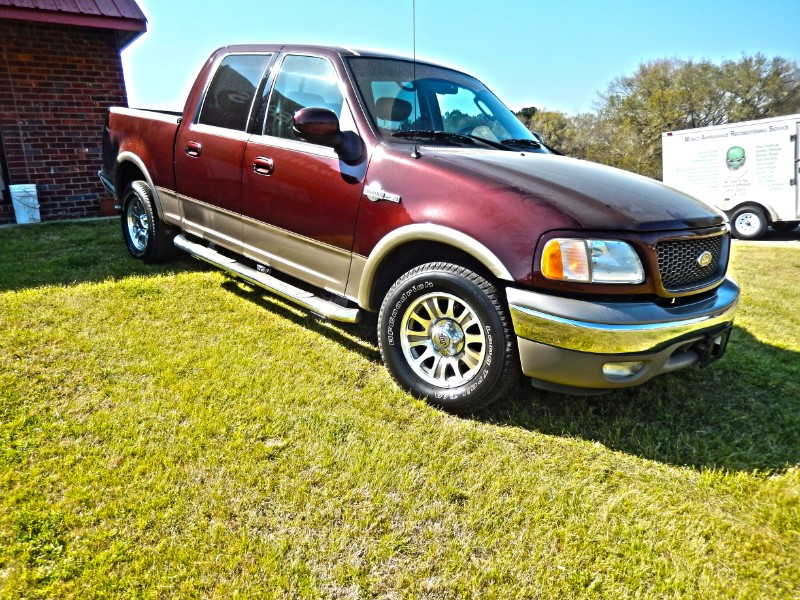 Photo 2003 Ford F-150 King Ranch SuperCrew 2WD