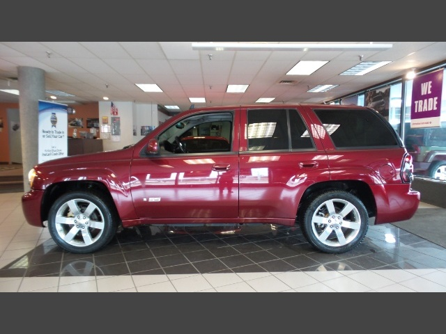 Photo 2007 Chevrolet Trailblazer SS for sale in Cincinnati OH