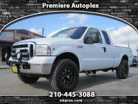 2006 Ford F-250 SD XLT SuperCab SWB FX4 4x4 6.8L V-10 RARE with 6 Spe