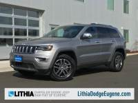 2017 Jeep Grand Cherokee Limited 4x4 SUV in Eugene
