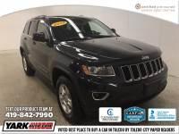 Certified Used 2015 Jeep Grand Cherokee Laredo 4x4 SUV in Toledo