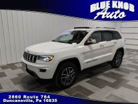 2018 Jeep Grand Cherokee Limited 4x4 SUV in Duncansville | Serving Altoona, Ebensburg, Huntingdon, and Hollidaysburg PA