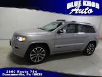 2018 Jeep Grand Cherokee Overland 4x4 SUV in Duncansville | Serving Altoona, Ebensburg, Huntingdon, and Hollidaysburg PA
