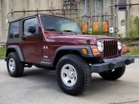 Pre Owned 2003 Jeep Wrangler 2dr X
