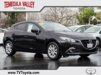 2016 Mazda Mazda3 i Touring (A6) Hatchback Front-wheel Drive in Temecula