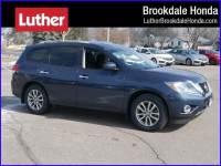 2015 Nissan Pathfinder SV Minneapolis MN   Maple Grove Plymouth Brooklyn Center Minnesota 5N1AR2MM1FC711048