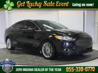2014 Ford Fusion SE Sedan Front-wheel Drive in Fort Wayne, IN