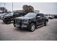 2017 Chevrolet Silverado 1500 LTZ Truck Crew Cab