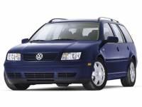 2002 Volkswagen Jetta GLX Wagon