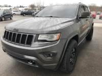 2014 Jeep Grand Cherokee 4WD 4dr Overland SUV 4x4 For Sale | Jackson, MI