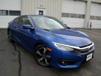 Certified 2016 Honda Civic Touring Coupe