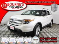 2015 Ford Explorer 4WD XLT w/ Nav,Leather,Sunroof,Heated Front Seats, And Backup Camera.