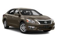 Pre-Owned 2015 Nissan Altima 2.5 S FWD 4D Sedan